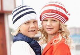 Культура головных уборов и аксессуаров для ребенка