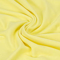 Кулир Лимонный. Трикотажная ткань кулир хлопковый 100%