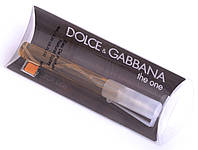 Мини парфюм мужской Dolce&Gabbana The one for Men (Дольче Габбана Зе Ван фо Мен), 8 мл