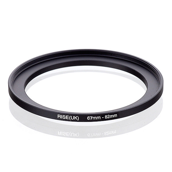 Переходное повышающее кольцо Step-Up (67-82 mm)