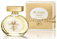 Antonio Banderas Her Golden Secret, 50 мл