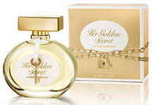 Antonio Banderas Her Golden Secret, 50 мл