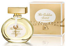 Antonio Banderas Her Golden Secret, 80 мл