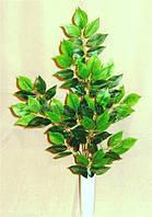 Ветка розы искусственная 65 см