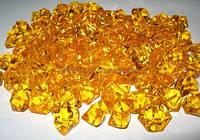 Лед искусственный желтый 50гр.