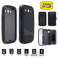 OtterBox Defender Противоударный чехол для Samsung Galaxy S3 (Black), фото 1