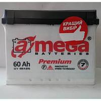 """Акумулятор """"a mega BATTERIES""""Premium 6 СТ-60-А3(1)"""