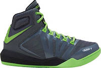e8390dc0 Мужские кроссовки AND1 Overdrive Basketball Shoe Castlerock/Green/Black