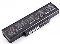 Батарея для ноутбука Asus F2000, X70L 6 Cell Li-ion 11.1V 4.4Ah MicroBattery, 90-NIA1B1000