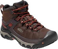fb20a8209d42 Мужские ботинки Keen Targhee Explorer Mid Waterproof Boot Mulch Burnt Ochre