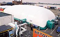 Воздухоопорный выставочный павильон, ВОС, ПКС, пневмокаркасное здание, БМЗ, выставочные комплексы
