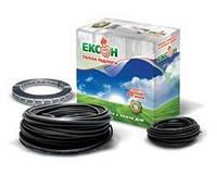Двужильный нагревательный кабель Эксон-2 16,5 400 (2,4-3,0м²), фото 1