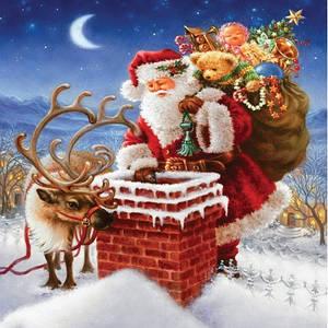 Новогодние, Рождественские, Пасхальные салфетки, декоративные, столовые салфетки, кухонные полотенца