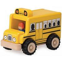 Спецтехника WonderWorld CITY Школьный автобус (WW-4047)