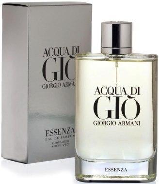 Мужской аромат Armani Aqua Di Gio Essenza