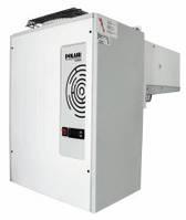 Моноблок холодильный среднетемпературный Polair (Полаир) мм 109 SF