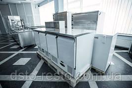 холодильный стол TEFCOLD