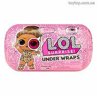 ЛОЛ Сюрприз! Серия Шпионские Игры 2-  L.O.L. Surprise! Under Wraps Doll- Series Eye Spy 2A