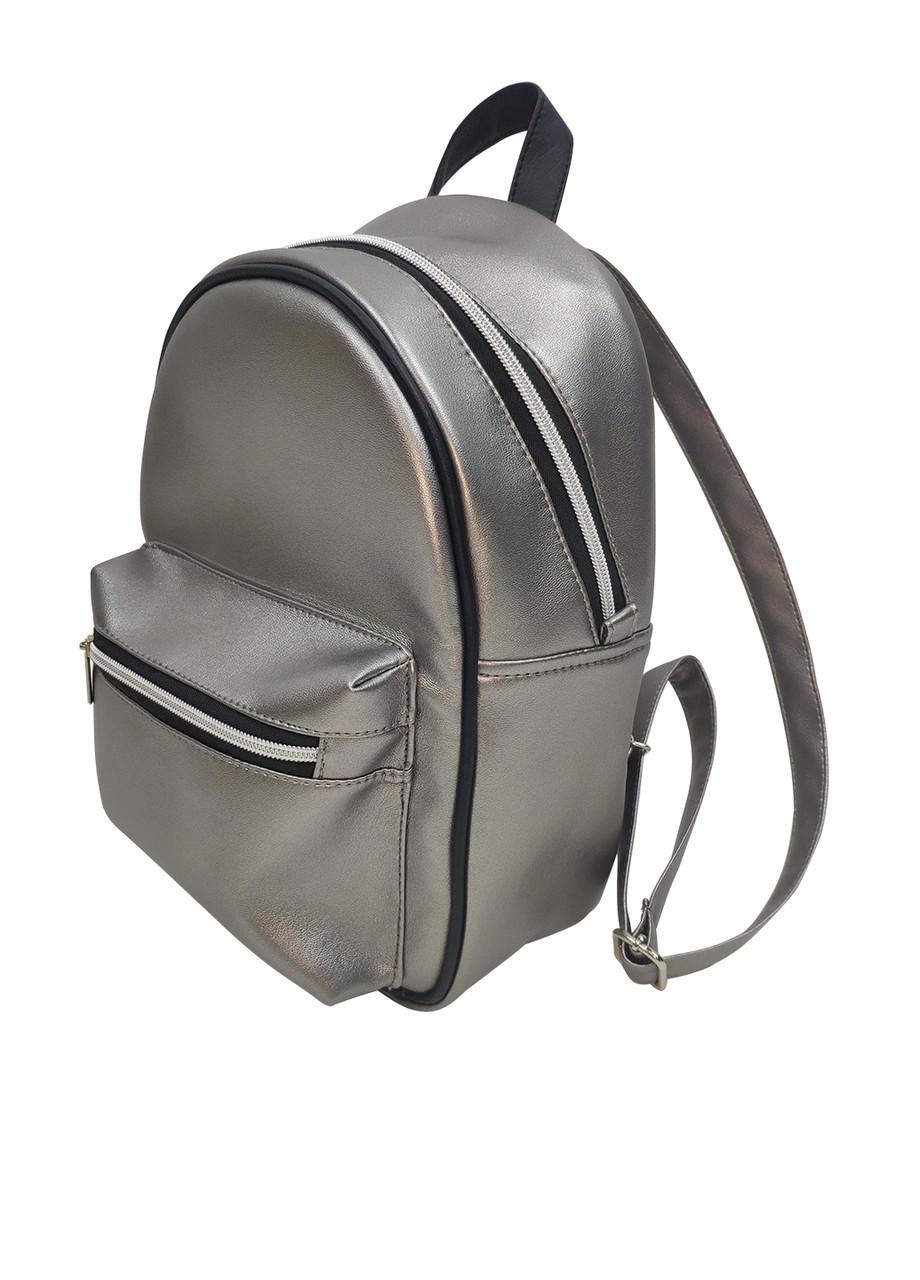 Рюкзак Sambag Talaries SSSP темное серебро