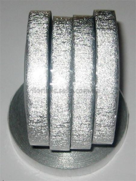 Тейп-лента серебренная