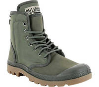 Женские ботинки Palladium Pampa Solid Ranger TP Boot Army Green Beluga  Synthetic Textile 7b5ae9972e53d