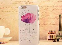 Чехол для iPhone 6/6 plus Цветочек