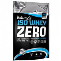 Протеин изолят Изо вей зеро безлактозный Iso Whey Zero lactose free (500 g )