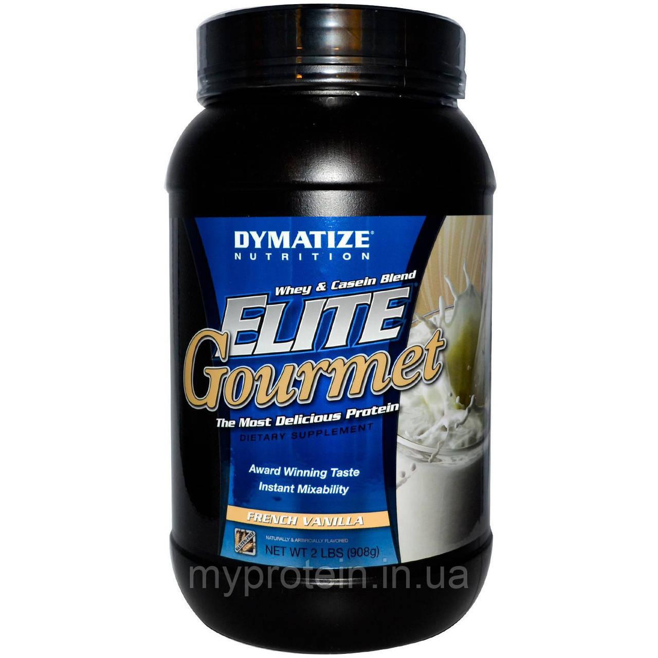 Dymatize Протеин комплексный Элит гурмет Elite Gourmet (907 g)