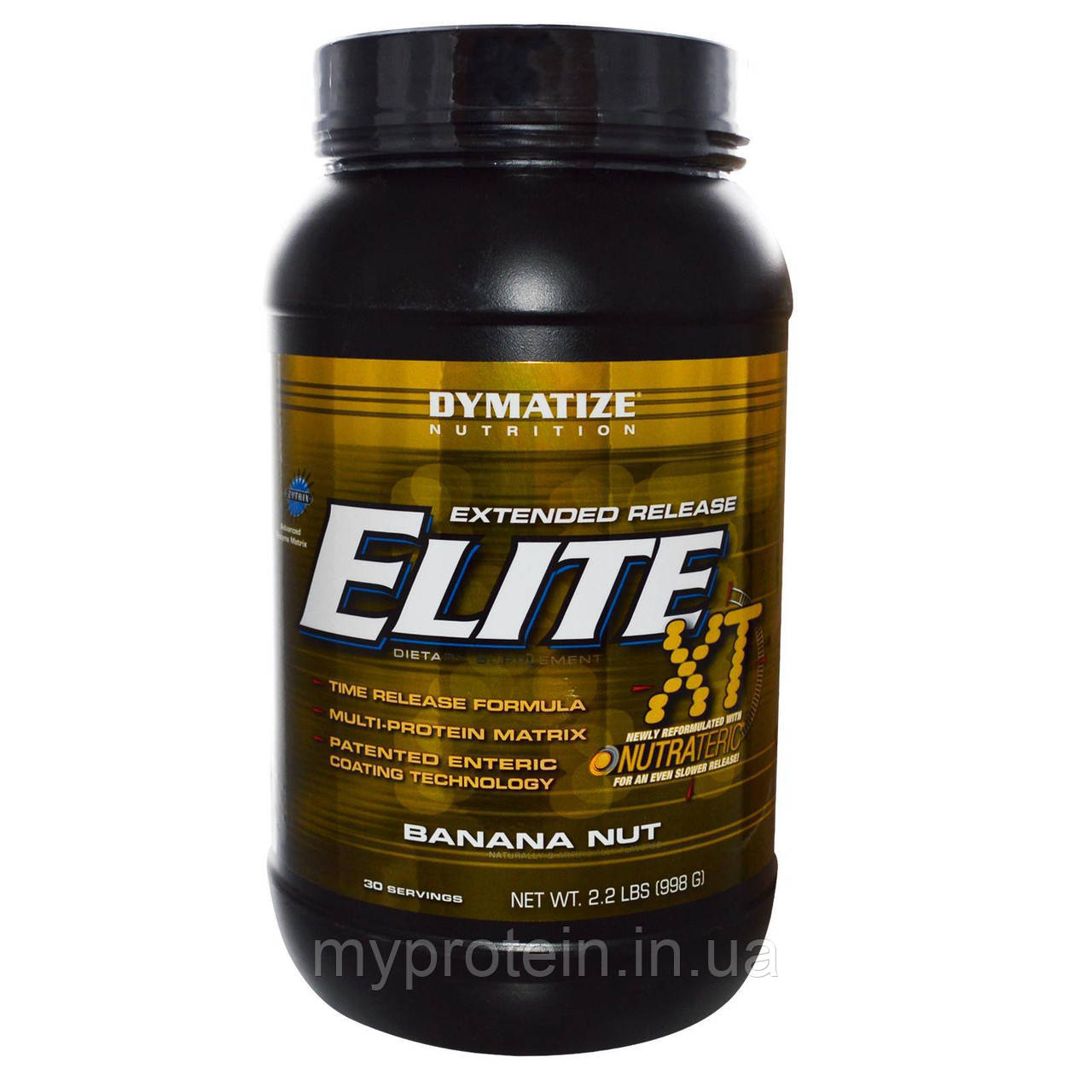 Dymatize Протеин комплексный Елит ХТ Elite XT (998 g )