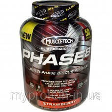 MuscleTech Протеин комплексный Пас 8 Phase 8 (2 kg )