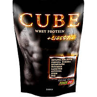 Протеин комплексный павер про куб вей протеин CUBE Whey Protein (1 kg )