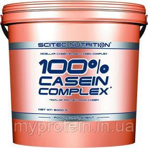 Scitec Nutrition Протеин казеин комплекс  100% Casein Complex (5 kg )