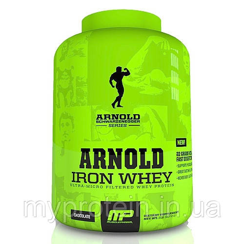 Протеин сывороточный ирон вей Iron Whey (2,27 kg )