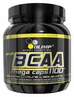 Бца Олимп  BCAA Mega Caps (300 caps)
