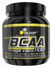 OLIMP Бца Олимп  BCAA Mega Caps (300 caps)
