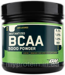 Optimum Nutrition Бца BCAA 5000 powder (345 g)