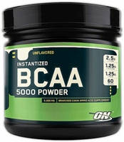 Optimum Nutrition Бца Оптинум нутришн BCAA 5000 powder (380 g )