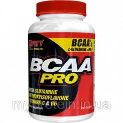 SAN Бца BCAA Pro (150 caps)