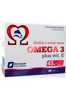 Омега 3 Omega 3 45% + vit E (120 caps)