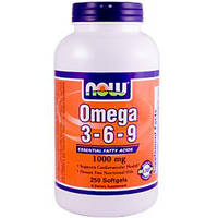 Омега 3-6-9 Omega 3-6-9 (250 softgels)