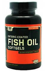 Optinum nutrition Лляне масло Flaxseed Oil (200 sgels)