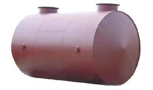 Резервуар двухстенный для светлых нефтепродуктов