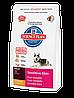 Hill's Canine Adult Sensitive Skin с Курицей 1 кг
