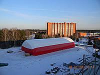 Пневмокаркасный выставочный павильон, ПКС., фото 1