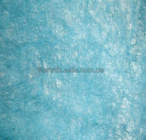 Сизаль прессованная синяя