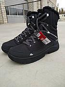 Ботинки зимние мужские ARPENAZ 100 HIGH WARM QUECHUA
