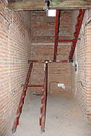 Проектирование , изготовление металлических, деревянных лестниц