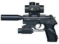Пистолет пневматический Gamo PT-80 Tactical