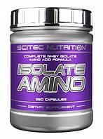 Аминокислоты Isolate Amino (250 caps)
