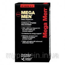 GNC Мужские витамины и минералы  Мега мен Mega Men (90 caps)